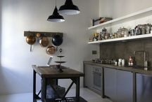 Industrial kitch