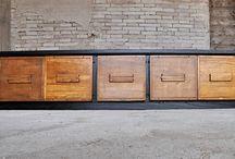 legno reciclato