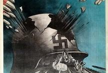 World War II. posters