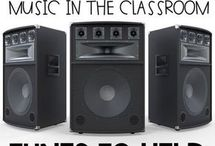 music in the classroom