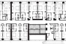 typical hotel floor plans