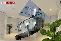 Kilburn House - Helical Staircase