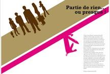 Presentation brochure designs