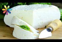 video výroba feta syru