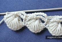MyPicot|Free crochet patterns