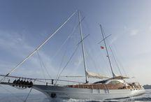 JUSTINIANO / #gulet, #yacht, #bluevoyage, #yachtcharter, www.cnlyacht.com