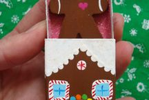 Gingerbread crafts