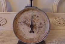 "Vintage Scales / ""Vintage is just a cool word for old."""