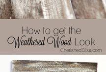 weather wood