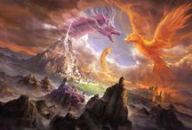 Fantasy & Mythology