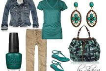 Fashion style / by Jenny Thompson
