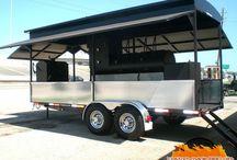 Food trailer/ truck