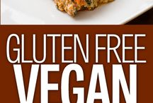 GLUTEN FREE RECIPES / Gluten free recipes, some vegan and vegetarian. Healthy, easy, delicious, nutritious