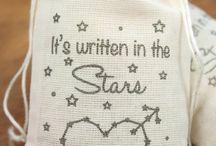 Ślub z motywem gwiazd