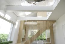 Oliver Road Interior / Features & Ideas for the inside