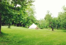 Bell Tent Villages - Happy Glamper