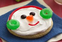 Foods for the Winter Holidays / by Shanda Montgomery