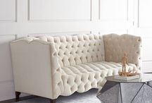 Sofas and couches / Redecorating with stylish sofas