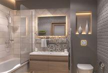 wall papernfor bathroom