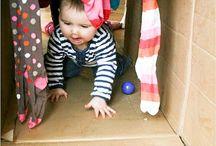 Baby activiteiten / Activiteiten die ik met baby's kan gaan doen