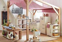 Ideer til dukke-og kjøkkenkrok