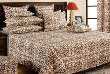 Double Bedhsheets / Prepare yourself for the feeling of luxury as Saavra bring your one of the most awaited collections of bed sheets. Introduce the new trend of traditional and tribal bed sheets and refresh your home with classy colors and magnificent prints.