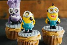 Cupcake minion 2