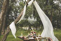 romantic decor for dinner