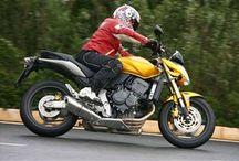 Honda hornet 600 cb600f