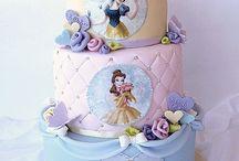 Tårta prinsess