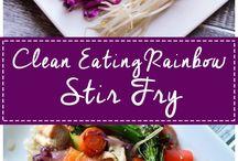 Stir Fry Ideas