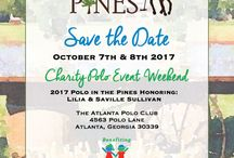 Polo in the Pines 2017 benefiting Children's Healthcare of Atlanta / Polo with a Purpose
