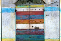 Creative/Colourful Doors / by MDL Doors
