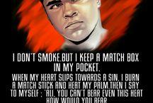 Muhammad Ali - The Legend, Boxing
