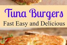 Recepty na hamburgery