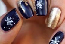 #Nailsart Christmas