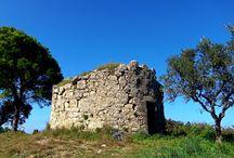 Παλιός Ανεμόμυλος, Μπελούσι (Κυψέλη) - Ζάκυνθος / Old Windmill, Belushi (Kypseli) - Zakynthos