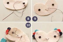 Zelf een uil maken/ make your own owl/ DIY / Uil owl creatief zelf maken patroon haken breien papier DIY / by Uiltje