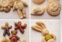 Saltdough Crafts