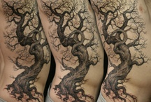 Tattoo's / by Leila-Fred Gruber
