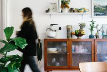 styling: credenza