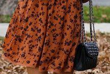Chic dresses!