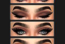 Make-up/hair