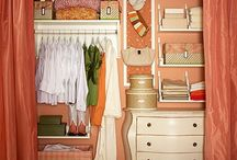 Closets / by Becky Moreland