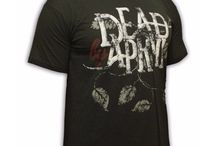 Merchandise / Presentation of various Dead By April branded merchandise available in our DBA Store: www.deadbyapril.com