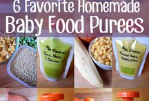 Homemade Baby Food / by Cassie Laemmli | Bake Your Day