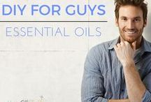 DIY recipes for men's products