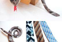 Récup cravates