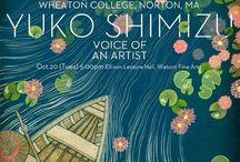 YUKO SHIMIZU / Graphic design, Illustration