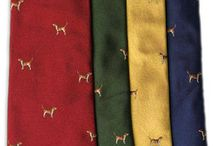 Horse Country Ties, Bow Ties and Ascots